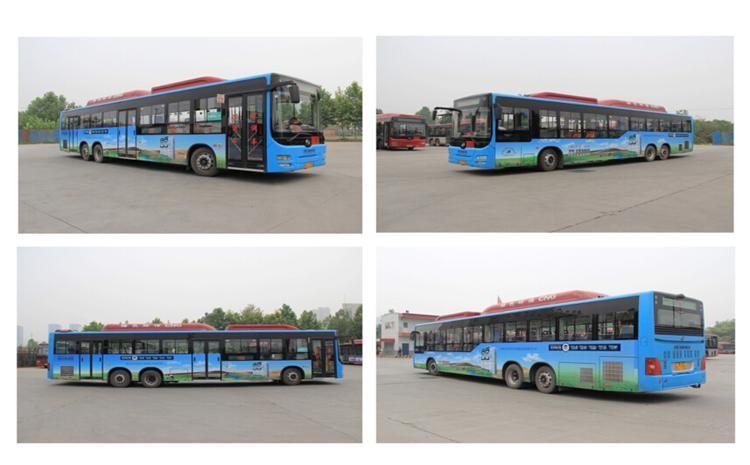 西安公交车车体广告