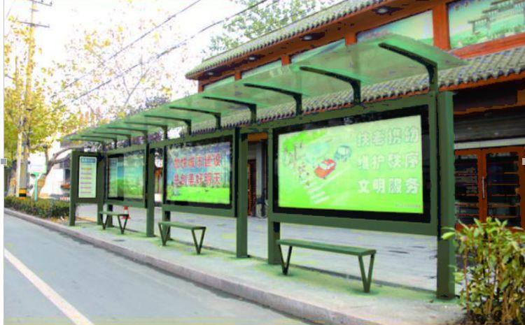 公交站广告多少钱