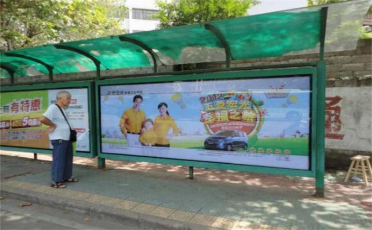郑州市公交车体广告