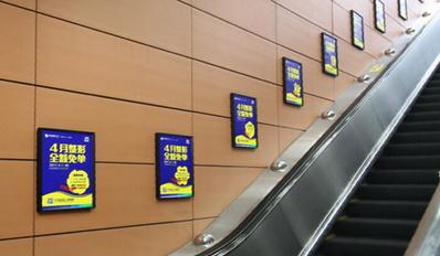 广佛地铁广告